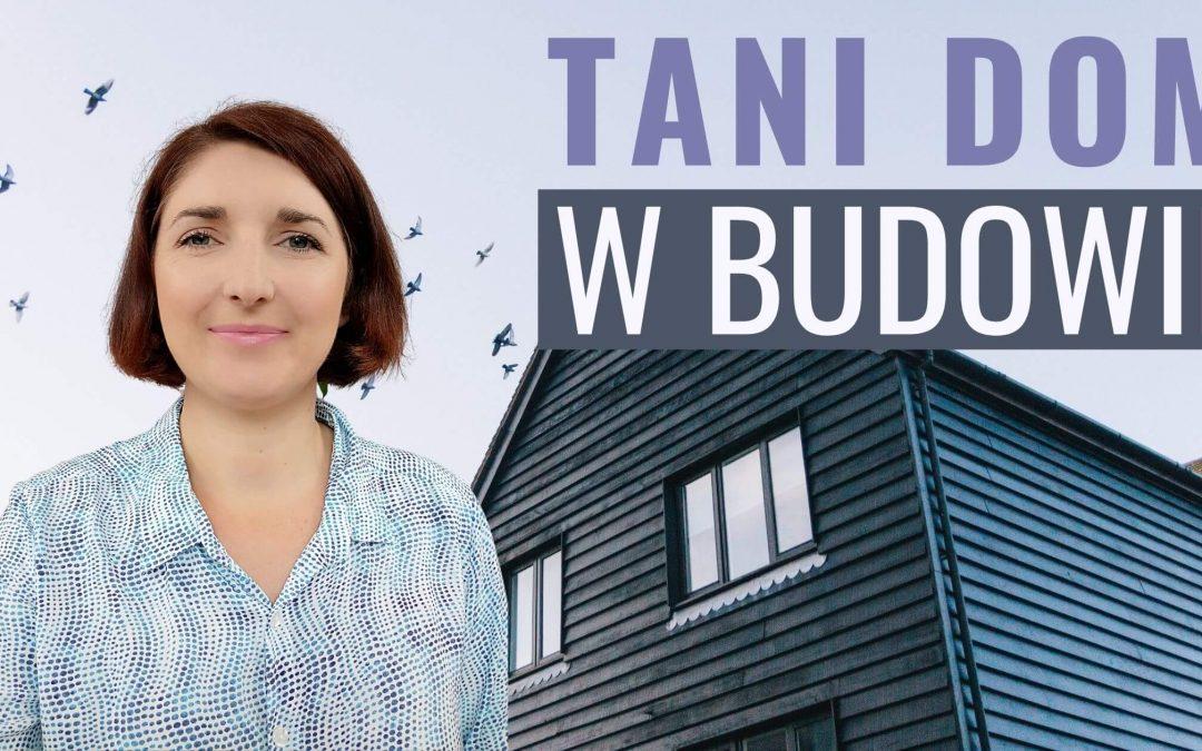 Jak wybudować tani dom typu stodoła?